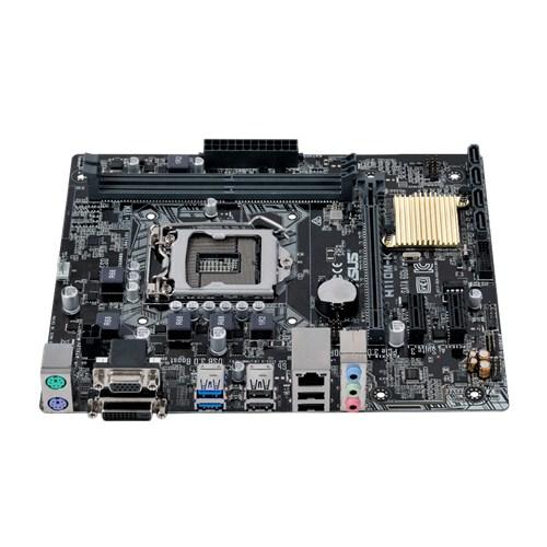 ASUS H110M-K, H110, DualDDR4-2133, SATA3, DVI, D-Sub, mATX