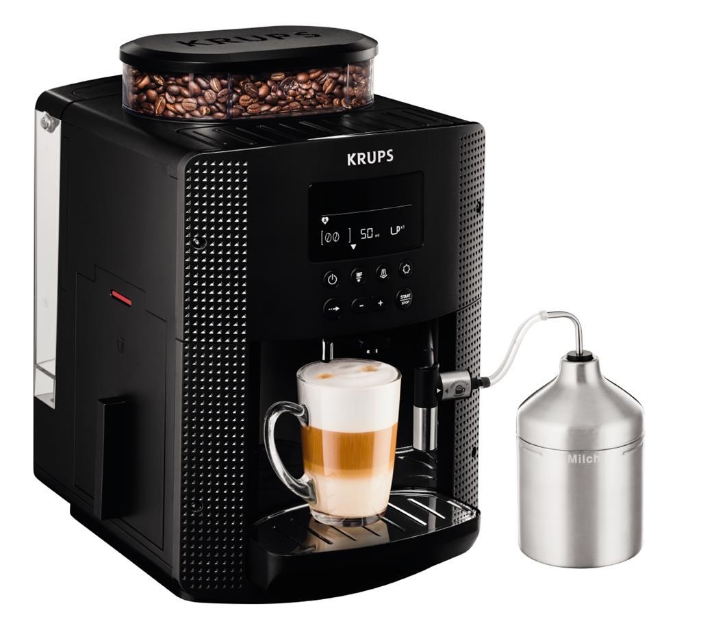 Coffee machine Krups EA8160   black