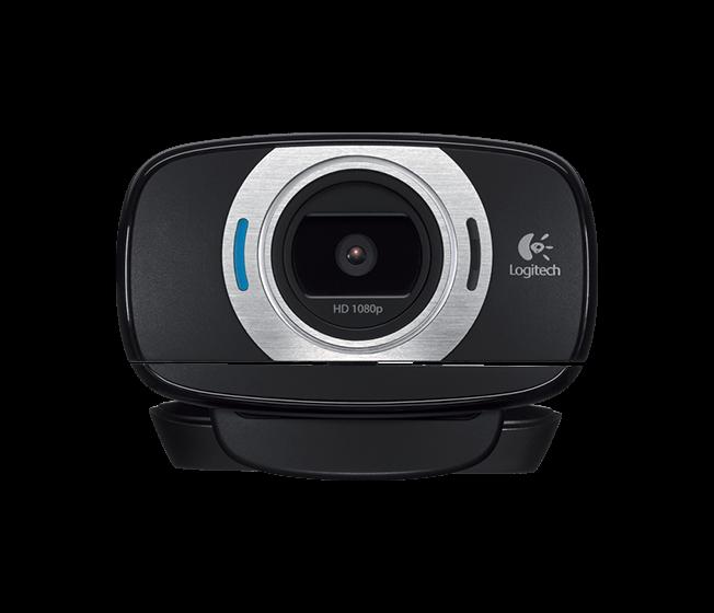 Logitech C615 HD Webová kamera, USB, EMEA