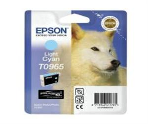 Inkoust Epson T0965 light cyan UltraChrome K3 | Stylus Photo R2880