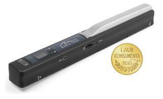 Media-Tech SCANLINE mobilní ruční skener pro formát A4 a menší, barevný, 600 dpi
