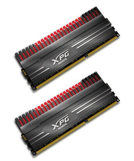 ADATA XPG V3 2x8GB 2133MHz DDR3 CL10, černý chladič