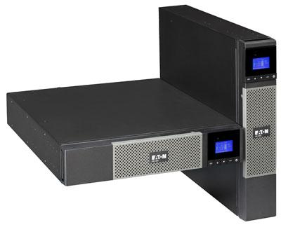 Eaton 5PX 1500i RT2U, UPS 1500VA, 8 zásuvek IEC, LCD