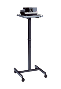 2x3 SOLO stolek pod projektor - pojízdný, nastavitelná výška