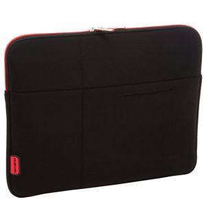 Pouzdro SAMSONITE U3739005 13,3'' AIRGLOW počítač, polyamid, černá, červená