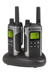 Motorola TLKR T80 vysílačka - 10 km, 8 kanálů, IPx2