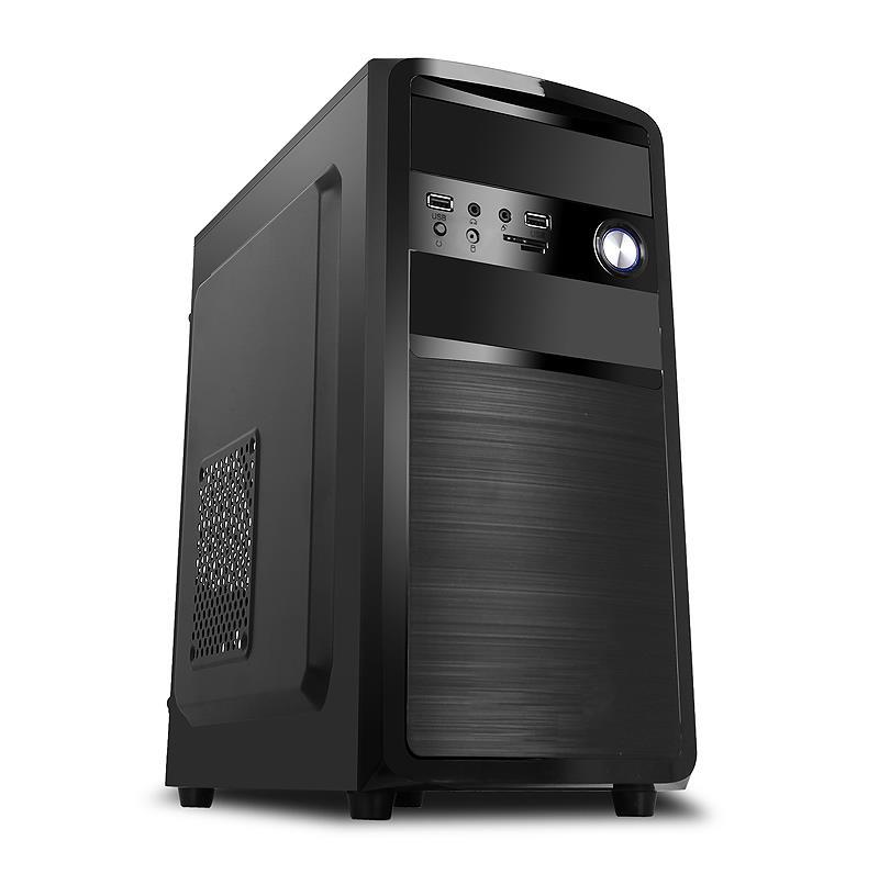 Spire PC skříň Tricer, micro ATX, zdroj 420W
