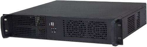 Netrack server case mini-ITX/microATX, 482*88,8*390mm, 2U, rack 19''