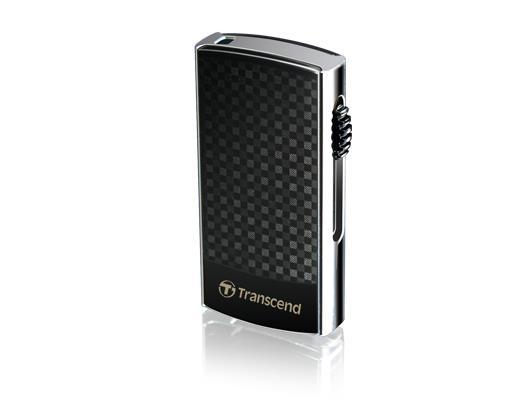 Transcend JetFlash 560 flashdisk 32GB USB 2.0, výsuv.konektor, černý, 10/18MB/s