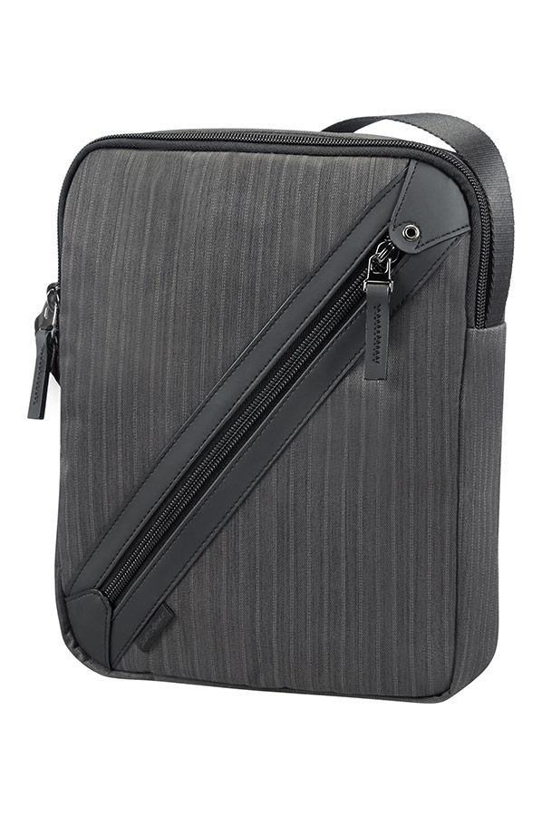 Crossover SAMSONITE 60D18003 7''-9,7'' HIPSTYLE1 tablet, pockets, black