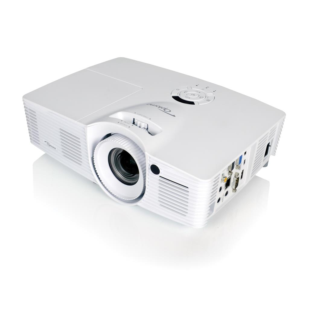 Projektor Optoma EH416 (DLP, 4200 ANSI, 1080p Full HD, 15000:1)