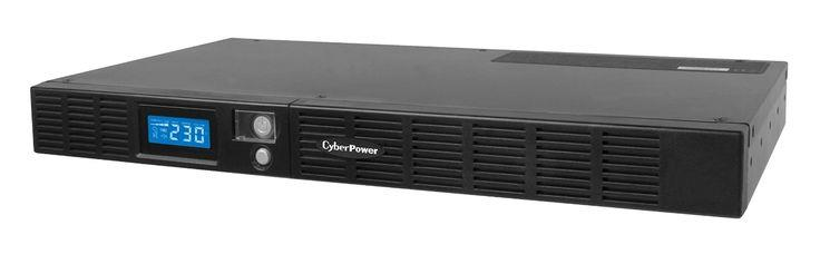 CyberPower GreenPower Office LCD RM UPS 1500VA/900W, 1U