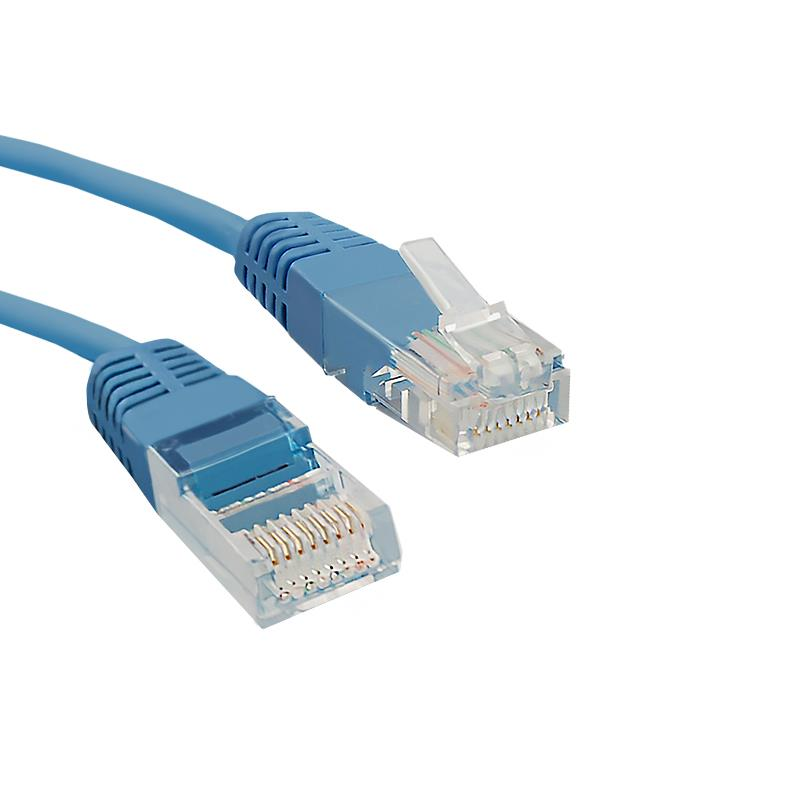 Qoltec Patch kabel UTP, CAT5E 0,25m