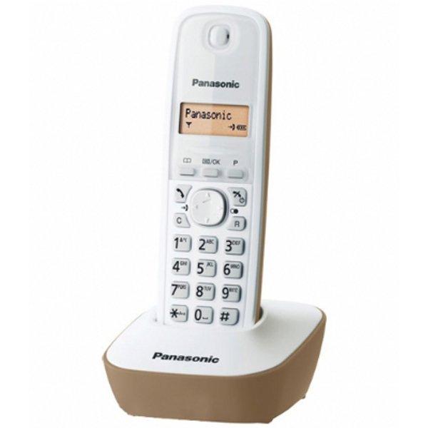 Panasonic KX-TG1611FXJ, bezdrát. telefon