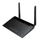 Asus RT-N12 ver.D N 300 Wireless Router, 4xLAN, 1xWAN, EZ switch