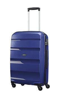 Spinner American Tourister 85A41002 BonAir M 4wheels luggage, navy blu