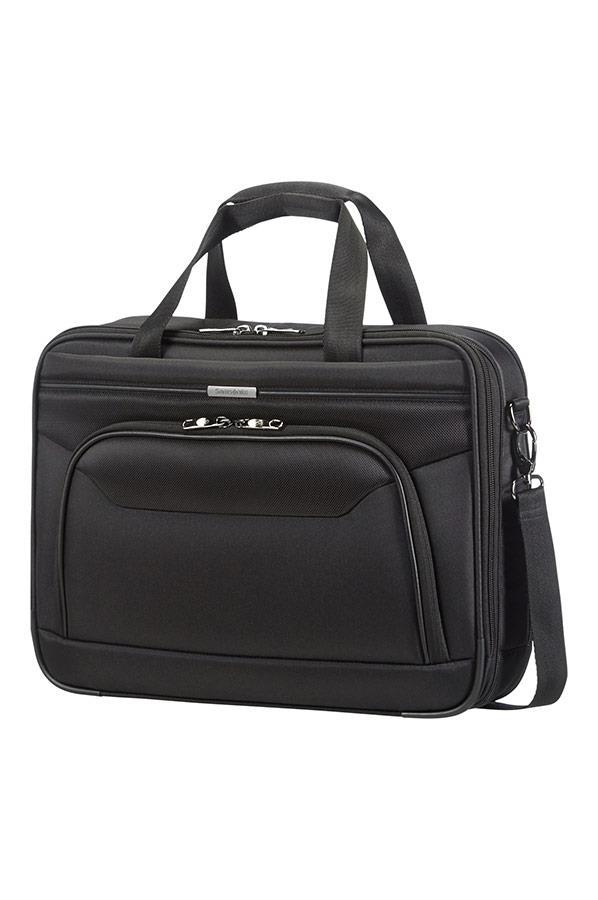 Case SAMSONITE 50D09004 15,6'' DESKLITE, computer, tablet, pocket, black