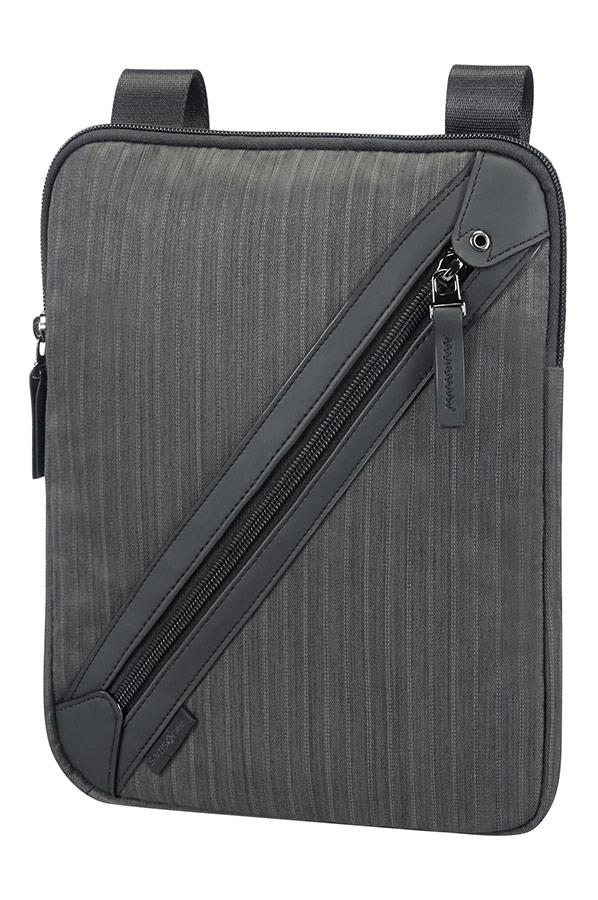 Crossover SAMSONITE 60D18002 7''-9,7'' HIPSTYLE1 tablet, pockets, black