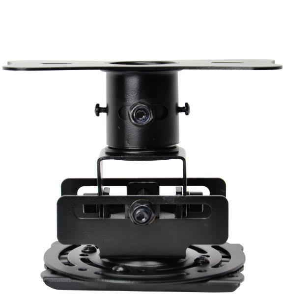 Optoma Black flush universal mount retail packaging