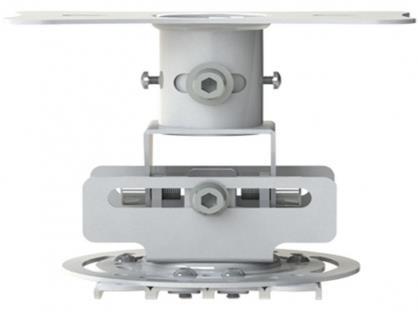 Optoma univerzální stropní držák, bílý (70mm), 15kg