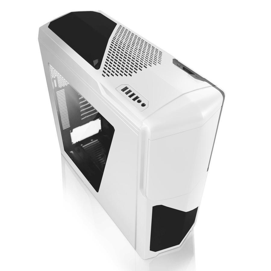 NZXT PC skříň Phantom 630 bílá