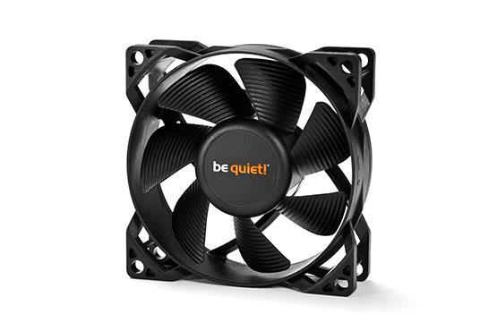 Ventilátor be quiet! Pure Wings 2 80mm, 18,2 dBA