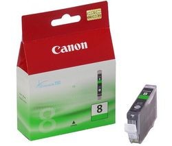 Canon cartridge CLI-8G Green (CLI8G)