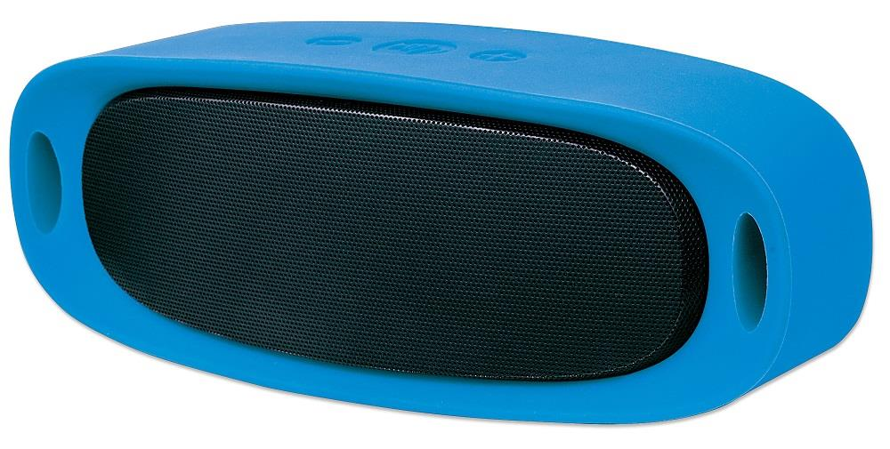 MANHATTAN Sound Science Orbit Durable Wireless Speaker BLUE
