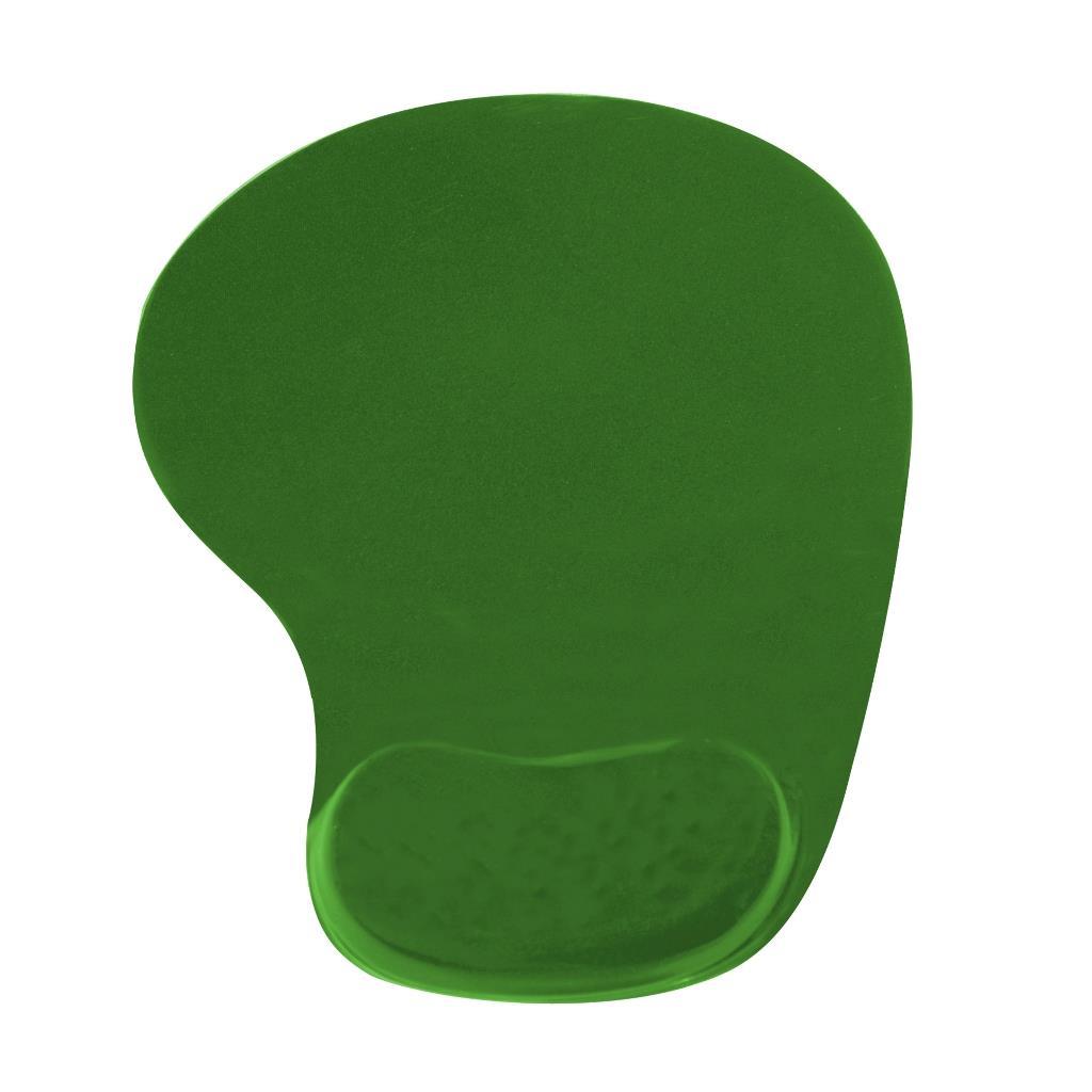 VAKOSS Gel Podložka pod myš PD-424GN zelená /220 x 200 x 20 mm/