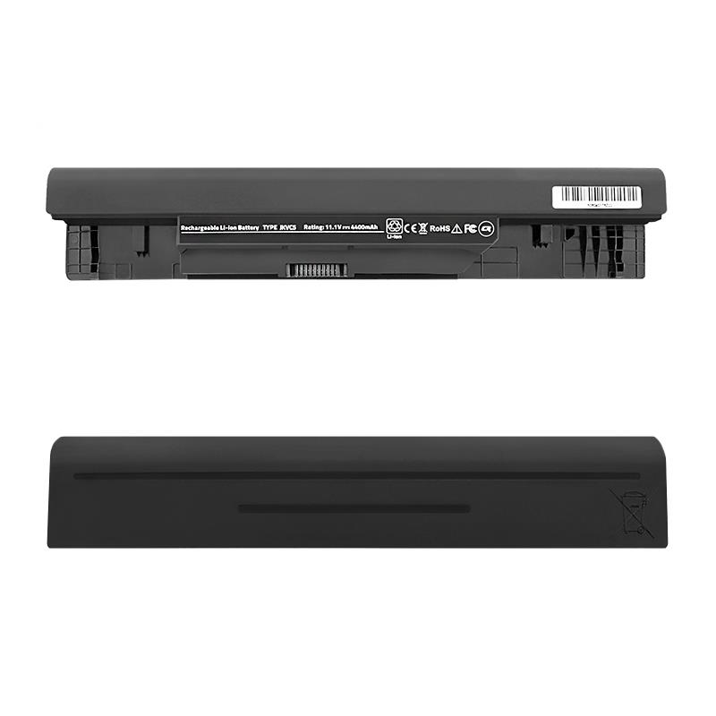 Qoltec Long Life baterie pro notebooky - Dell 1464 1564 | 4400mAh | 11.1V