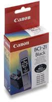 BCI-21B, inkoustová náplň černá (inktank)