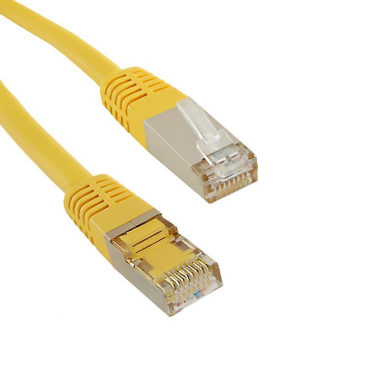 Qoltec Patch kabel FTP, CAT6 0,5m