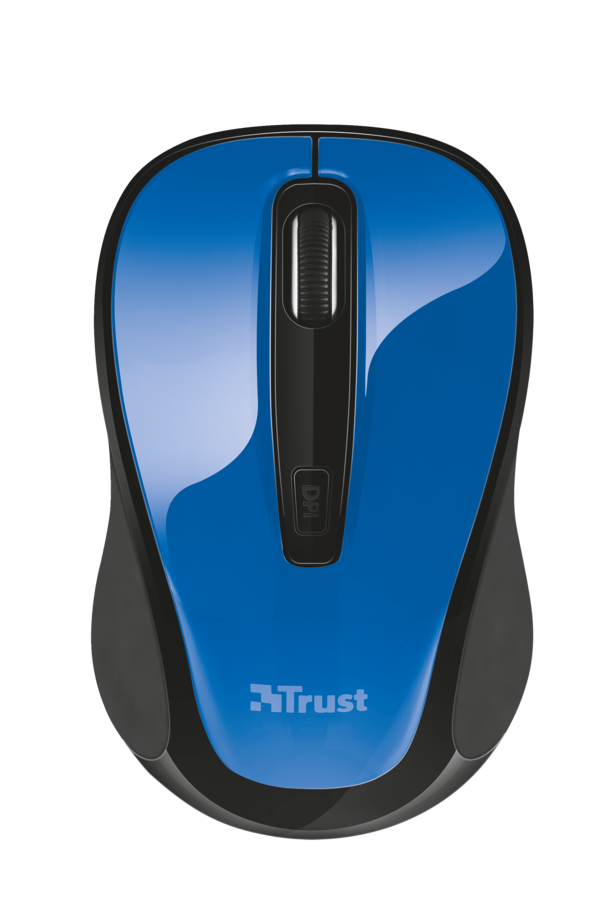 Trust XANI optická bluetooth myš - modrá
