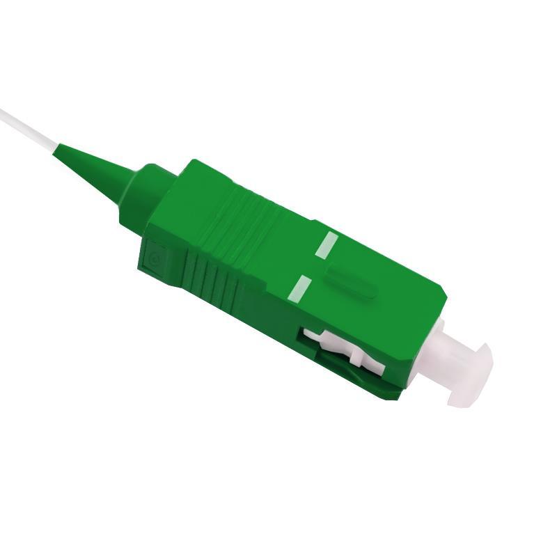 Qoltec Optic Pigtail SC/APC | SM | 9/125 | 0,9mm | G652D | 1,5m