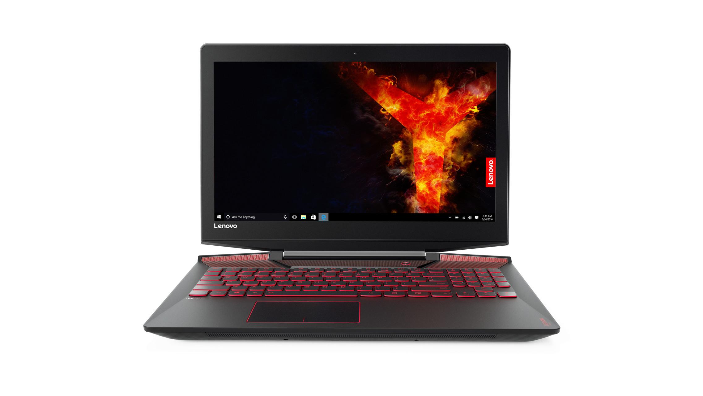 """Lenovo Legion Y720 i7-7700HQ 3,80GHz/8GB/SSD 256GB/15,6"""" FHD/IPS/AG/GeForce 6GB/WIN10 80VR0029CK"""