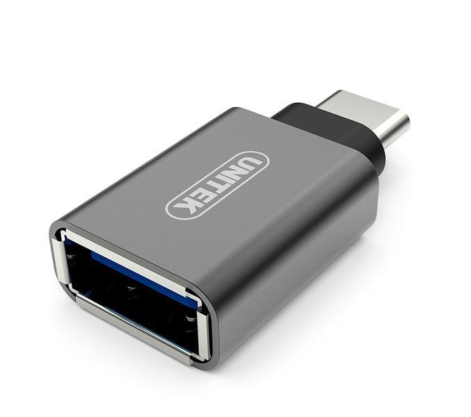 Unitek Y-A025CGY Adaptér USB type-C - USB 3.0