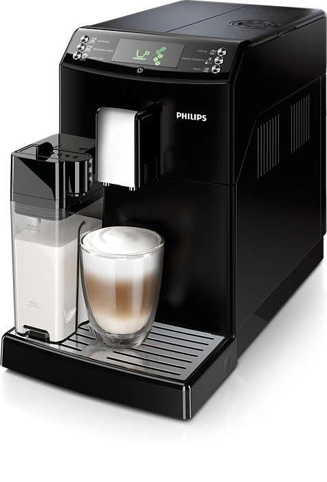 Coffee machine Philips HD8834/09 Series 3100 | black