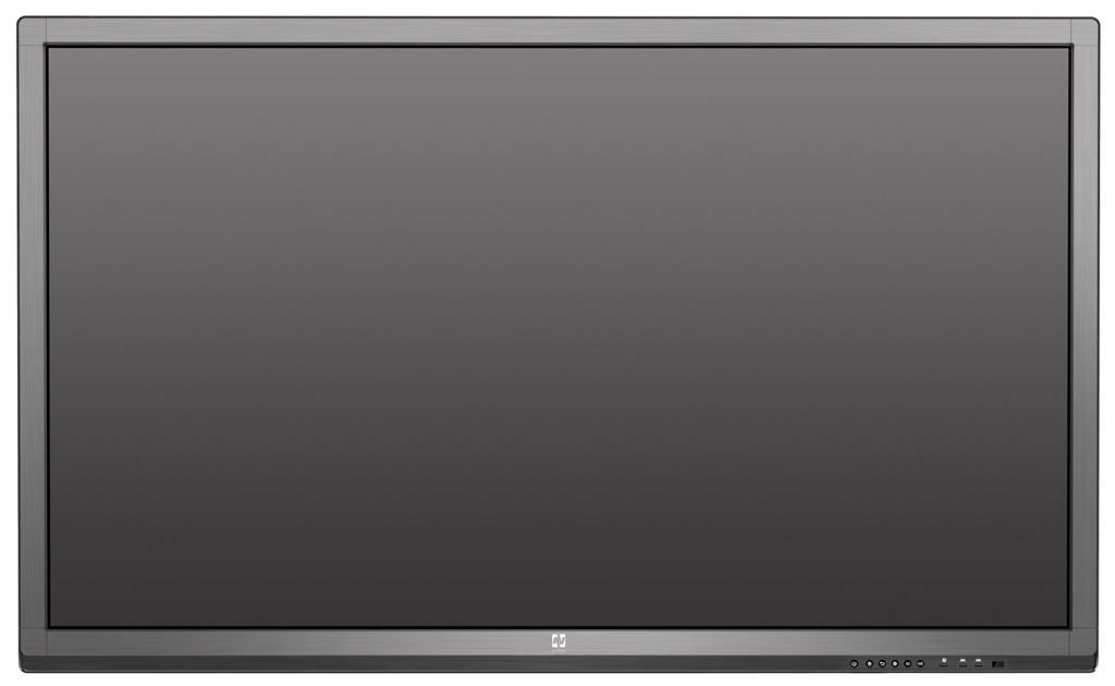 Avtek interaktivní displej Touchscreen 55Pro2 (LED,55'',Full HD,10-bodový dotyk)