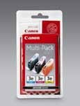 Canon cartridge BCI-3E C/M/Y MULTIPACK (BCIECMY)