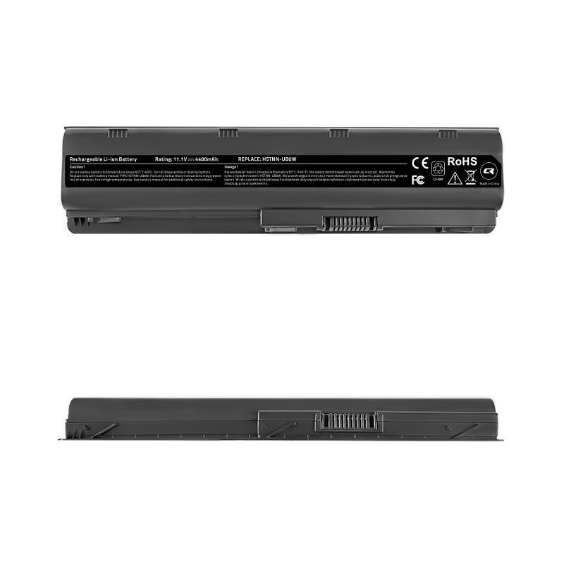 Qoltec Long Life baterie pro notebooky HP/Compaq CQ62, 10.8-11.1V   4400mAh