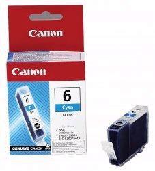 BCI-6C, inkoustová kazeta pro S8xx,S9xx,i9xx modrá