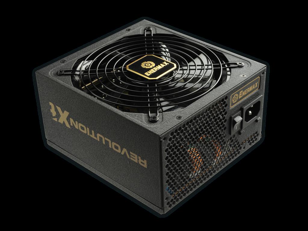 PSU Enermax Revolution XT II ERX750AWT 750W, 80 PLUS Gold, 139mm fan
