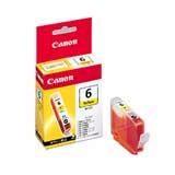 Canon cartridge BCI-6Y Yellow (BCI6Y)
