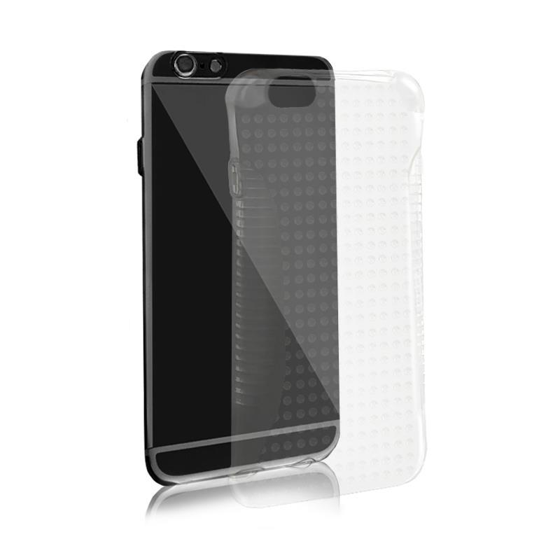 Qoltec Pouzdro na iPhone 6 | Silicon | Anti Shock