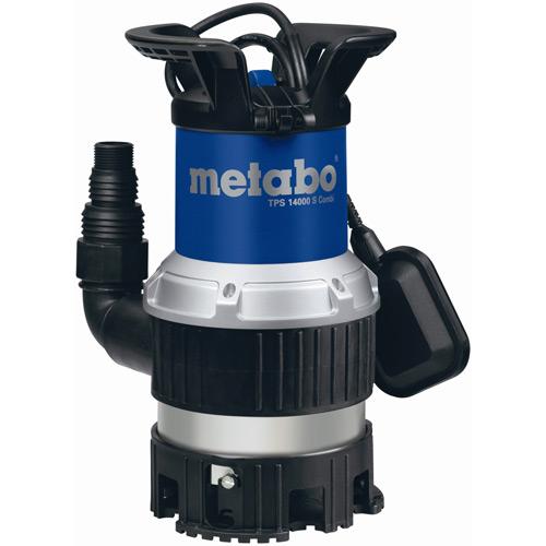 Čerpadlo ponorné Metabo TPS 14000 S Combi