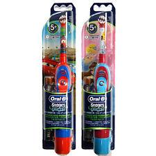El. kartáček pro děti BRAUN Oral-B D2