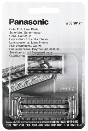 Combipack Panasonic WES9012Y1361