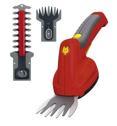 Nůžky zahradní Wolf-Garten Finesse 50 Set 3v1 akumulátorové