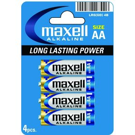 Baterie Maxell LR6 4BP