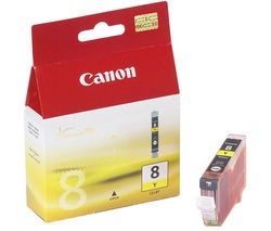 Canon cartridge CLI-8Y Yellow (CLI8Y)